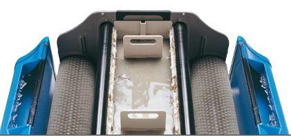 Duplex Schmutzwasserbehälter